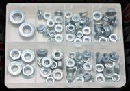 FLANGE NUTS PACK (78PCE)