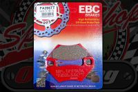 Brake. pads for EBC  Single pot monkey/dax rear disc brake conversion