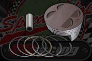Piston. 60mm. 4 Valve. YX engines. 13 Gudgeon pin