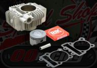 Cylinder kit 67mm ceramic plated 187cc or 200cc