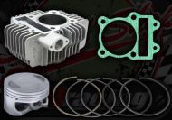 Cylinder KiT YX 150/160cc 60mm 2 valve