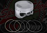 Piston. 60mm. 2v YX 150cc/160cc Z155. 13mm Gudgeon pin