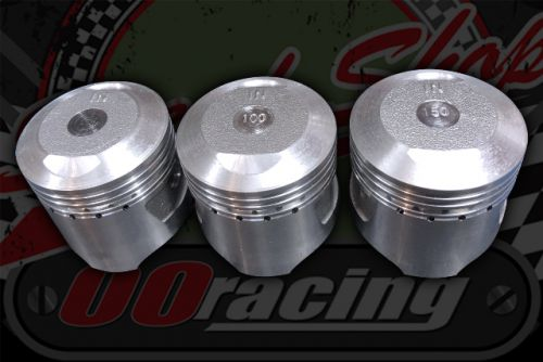 Piston. 47mm 48mm & 48.5mm Higher compression ideal for tuning C90 engines