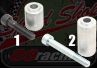 Fork spacers 30mm or 50mm suitable for monkey