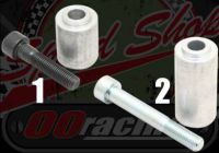 Fork spacers 30 or 50mm suitable for monkey