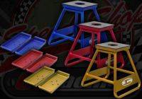 Stand. race, Includes tool trays