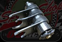 Selector barrel and fork assembly Z190 5 speed
