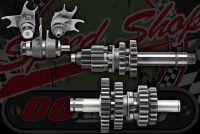 Gear box. Kit Z155 4 speed N-1-2-3-4 UP