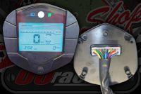 Clock. Speedo. X17. Tachometer/Speedometer. Digital. Universal