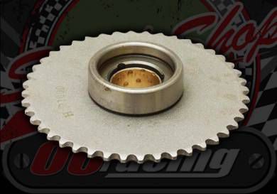 Starter clutch sprocket. YX150 and others 44T