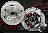 Gen. Kit. Super spin. SPLIT PHASE. 45W. 540g flywheel. Lighting coils