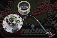 Gen kit. Stator, coils and flywheel set. Z125
