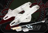 Swing arm. +2. 302R. Braced. Suitable for use with Monkey style bikes