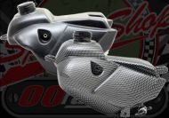 Fuel tank KLX style Carbon look or Black
