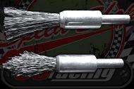Tool. Steel. DeCoke. De-Carb Brush Set 2pk