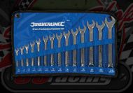 Combination Metric SMOOTH Spanner Set 14pce