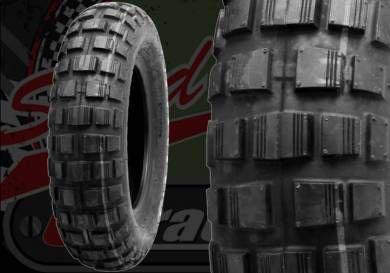 Tyre. Bridgestone. 3.50 x 8