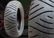 Tyre. Metzeler. 120/70/10 or 130/70/10. ME7 Teen
