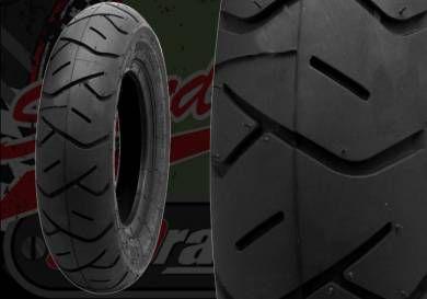 Tyre. Heidenau. 3.50