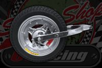 """12"""" wheel rear end conversion for Suitable for ST DAX Chaly CNC tubless rims"""