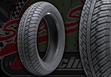 Tyre. Michelin CityGrip Winter. 120/70-12