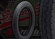 Tyre. Dunlop. 2.75