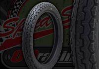 Tyre. Dunlop. 3.00