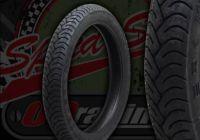 Tyre. Metzeler. 2.75