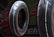 Tyre. Sava/MITAS. MC31. 3.50