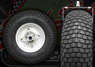 Wheel Kit. Front. Skyteam. T REX 125. Ideal for custom bike build