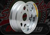 Wheel. 10 inch. Alloy. Pepper pot. Different widths.