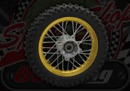 Wheel. Front. SDG style. 10