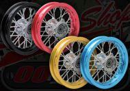 "Wheel. 10"" Front. SDG style cast hub."