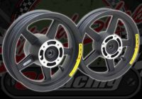 "Wheel. 12"". MAG. Super Moto. Pitbike. Front. SDG fitment. Choice of width."