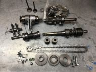 Job lot Z155 engine parts removed from new engine first gen