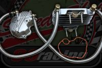 Oil cooler kit. ACE 125/150. Universal CG style