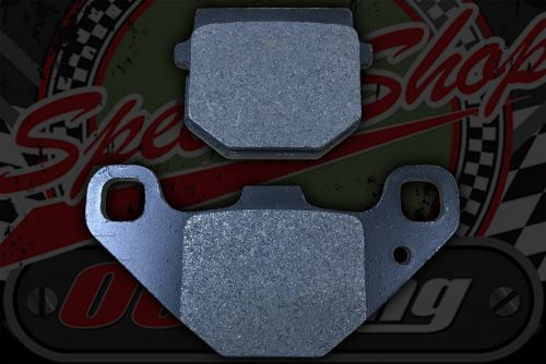 Brake pads pit bike like FA083 semi sintered