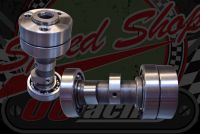 Camshaft. 50cc. OHC. Short 65mm. 35/32mm bearings
