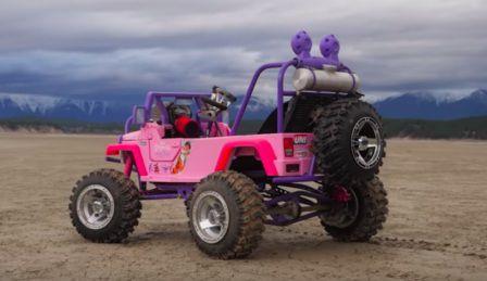BUGGY ATV DRIFT TRIKE BUILDS