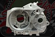 Crank case Z155 L/H gen side