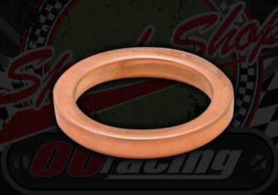 Gasket. Exhaust. 33mm O/D. Fits all engines