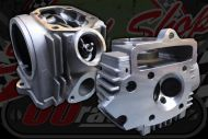 Head R16 race head kit E22 lay out bigger valve Z40 cam profile