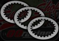 Clutch steel drive plates 4 plate secondary clutch