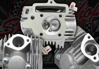 Head. YX140/149 RED TAG RACE 19 BHP