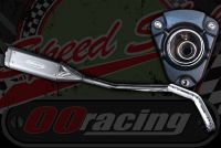 Exhaust TRI OVAL Style CRF 70 Bend 30mm bore KLX Z155 PORT