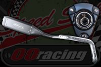 Exhaust TRI OVAL Style CRF 50 Bend 30mm bore HONDA PORT