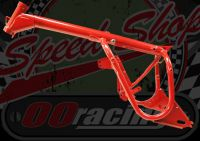 Frame. Mini trail style RED