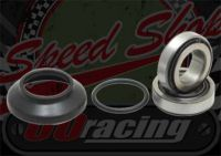 Head stock. Bearing kit.  Taper roller race type with seal and cover