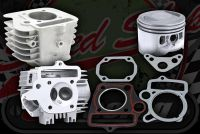 Conversion kit. YX140cc. Increase your YX125xx short block to 140cc