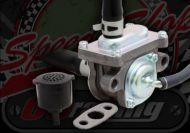 EGR pump and hose kit. Emission control